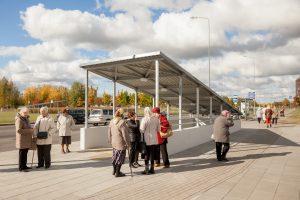Vilniuje įrengiama požeminė pėsčiųjų perėja