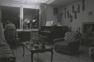 Nacionalinėje dailės galerijoje – kompozitoriui J. Juzeliūnui skirta paroda
