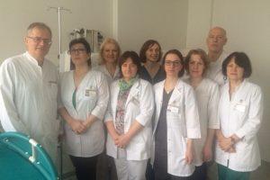 Santariškių Akušerijos centro medikai priėmė jau 10 tūkst. gimdymų