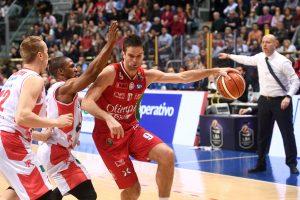Italijos taurės finale – M. Kalniečio ir T. Lydekos komandų akistata