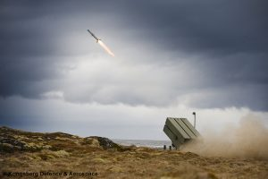 Lietuva iš Norvegijos perka NASAMS kovinių ir mokomųjų raketų