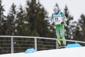 Lietuvos slidininkai Šveicarijoje liko tarp autsaiderių
