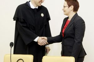 Teisingumo ministro kandidatūra – gelbėjimo ratas B. Markauskui?