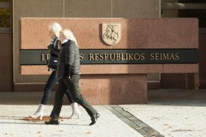 Sociologė paaiškino, kodėl lietuviai nepasitiki Seimu