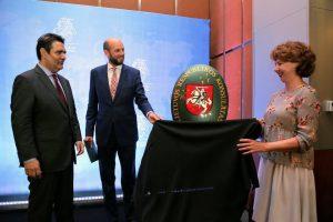 Atidarytas Lietuvos garbės konsulatas Brazilijoje