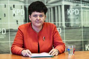 D. Varnaitė: kultūros paveldo pertvarka primena bolševikinį mąstymą