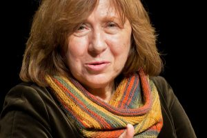 Nobelio premijos laureatė Vilniuje žiūrės spektaklį apie save