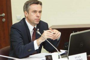 Teismas: VRK narys V. Semeška nesuklaidino rinkėjų ir Seimo narių
