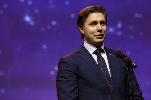 M. Sinkevičius nesieks Socialdemokratų partijos pirmininko posto