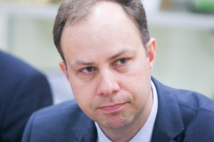 Sveikatos ministras A. Veryga atlaikė interpeliaciją
