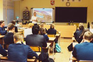 Mokyklose prasideda Saugaus interneto savaitė