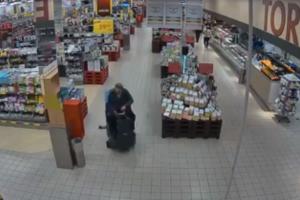 Prekybos centrą valė nelegaliai įdarbintas ukrainietis