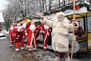 Senojoje sostinėje Trakuose Kalėdos jau prasidėjo