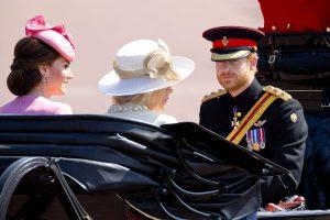 Princas Harry prisipažino norėjęs atsisakyti karališkojo titulo