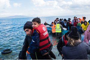Ispanijos pakrančių apsauga išgelbėjo per 200 migrantų