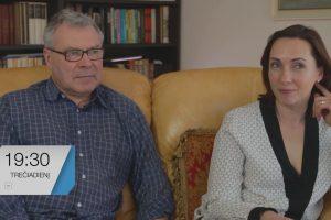 R. Bagdzevičius ir J. Vilūnaitė: mums buvo prikabintos šeimų griovėjų etiketės