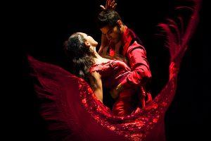 Pirmą kartą Lietuvoje – žymiausia meilės istorija flamenko ritmais
