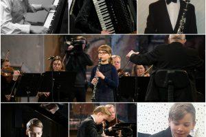 """""""Kultūros naktyje"""" – jaunieji šalies muzikos talentai"""
