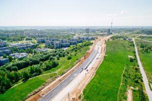 EK teigiamai įvertino Vilniaus vakarinio aplinkkelio projektą