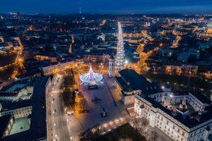 Kas magiško laukia Kalėdų sostinėje Vilniuje?