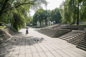 Atgis sostinės Reformatų sodas