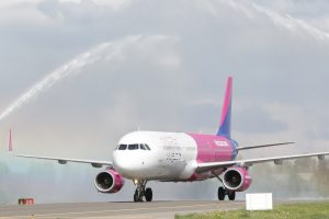 """Wizz Air"" iš Vilniaus skraidins į Geteborgą"
