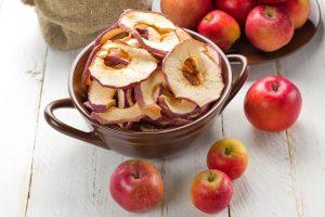 Kas naudingiau: švieži ar džiovinti obuoliai?