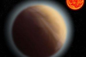 Naujas gyvybės kosmose paieškų etapas: aptikta mažos superžemės atmosfera