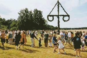 """Rasas Verkių parke """"apšildys"""" švediška Vidurvasario šventė"""
