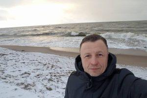 Su žmona išsiskyręs G. Juodeika: šie metai buvo labai sunkūs