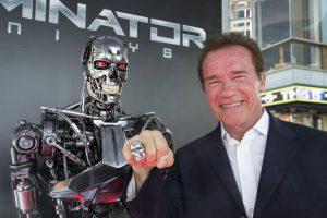 A. Schwarzeneggeris vaidins veiksmo komedijoje