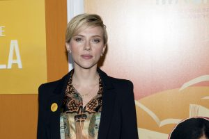 S. Johansson paskelbta daugiausia uždirbusia visų laikų aktore