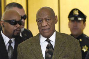 Komikas B. Cosby gegužę bus teisiamas dėl seksualinės prievartos