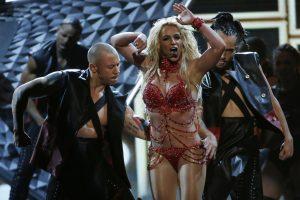 B. Spears sugrįžta – per MTV apdovanojimus atliks naują dainą