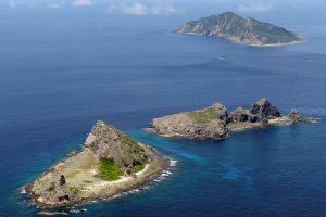 Kinijai maža įtampos su Japonija: įrengė radarą ginčytinuose vandenyse