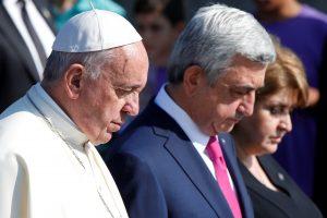 Turkija: popiežiaus pareiškimas apie armėnų genocidą – Kryžiaus karų mąstysena