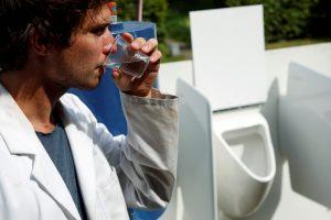 Sukurta mašina, kuri iš šlapimo išgauna geriamąjį vandenį ir trąšas