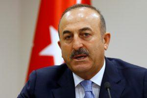 M. Cavusoglu apkaltino Europos Sąjungą Turkijos žeminimu