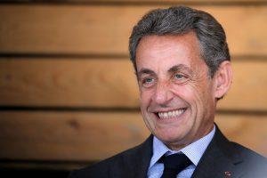 N. Sarkozy paskelbė dar kartą sieksiantis Prancūzijos prezidento posto