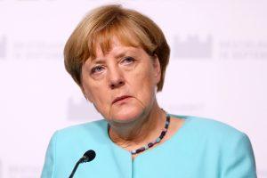 A. Merkel Berlyno rinkimuose koją kiša sustiprėję populistai