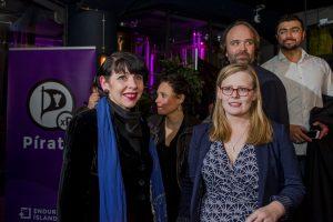 Piratų partija įsitvirtino Islandijos parlamente, bet daugumos nelaimėjo