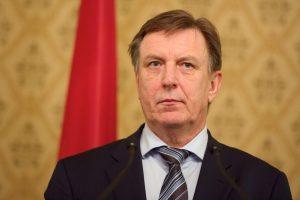 Kitų metų Latvijos biudžeto prioritetai bus demografija ir saugumas