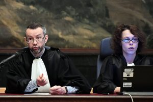 Belgijos teismas nuteisė keturis teroristų vadeivas