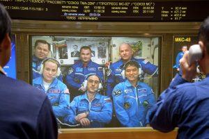 Dėl lėšų taupymo Rusija NASA pasiūlė sumažinti TKS įgulą