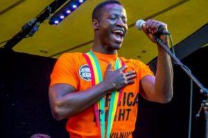 """Afrikiečių aistra muzikai ir gyvenimui – renginyje """"Africa night"""""""