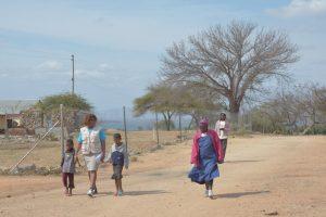 V. Kochanskytė: Svazilande viltis auginama malda ir sunkiu darbu