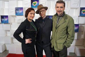 Euroviziniame Sashos Song pasirodyme – įspūdingi magijos efektai