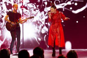 """Fusedmarc"" vokalistė apsisprendė, ką vilkės ""Eurovizijoje"""
