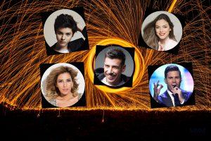 """""""Eurovizija"""" jau čia pat: įvertinkite šiemečius favoritus"""