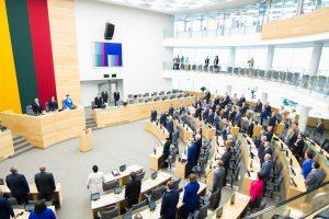 Seimo komitetas sutinka su didesnėmis pavaduojančio ministro galiomis